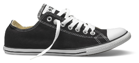 converse all star low profile
