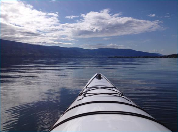 Delta 12.10 Kayak | GregoryWest