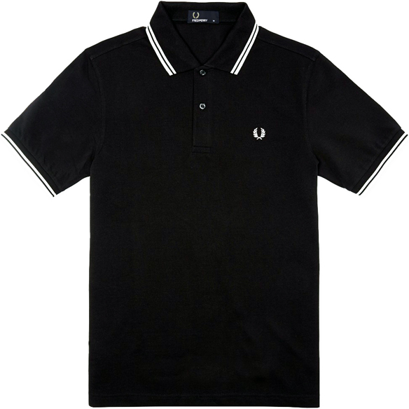 Twin Tipped Fred Perry Shirt | GregoryWest