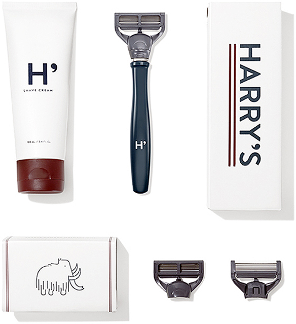 Harry's Shaving Products | GregoryWest