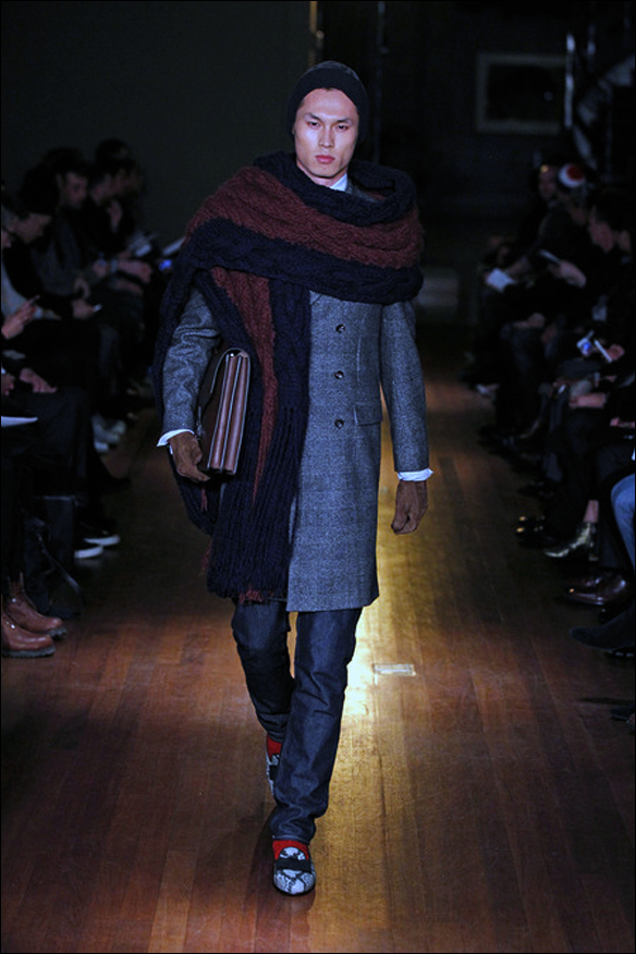 Michael Bastian Fall 2014 | GregoryWest