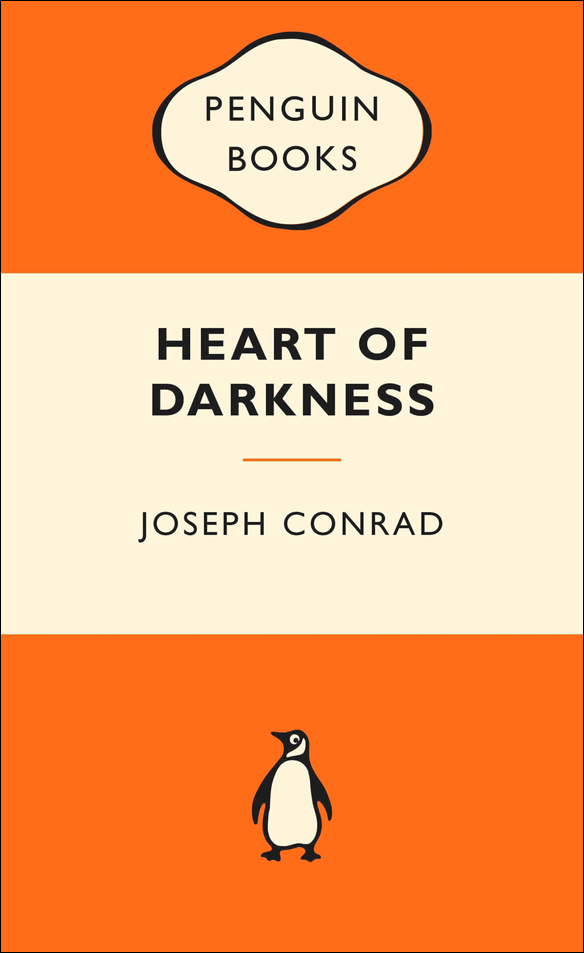 Heart of Darkness | GregoryWest