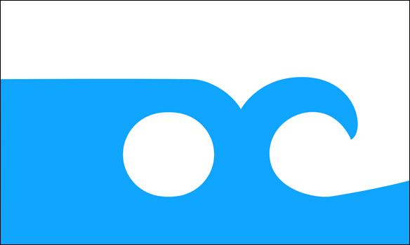 Ocean City flag design | Gregory West