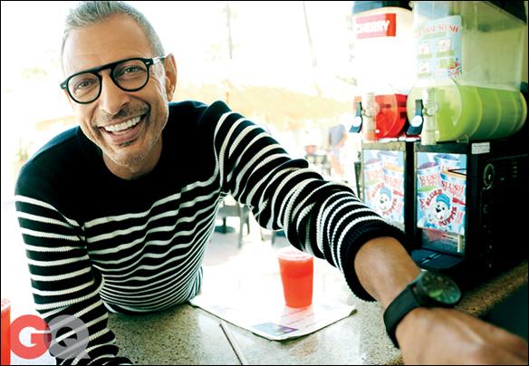 Jeff Goldblum | GregoryWest