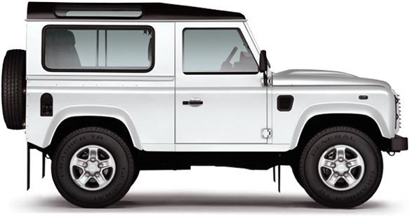 Land Rover Defender | GregoryWest