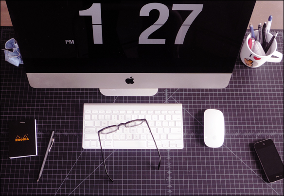 Cutting Mat Desktop | GregoryWest
