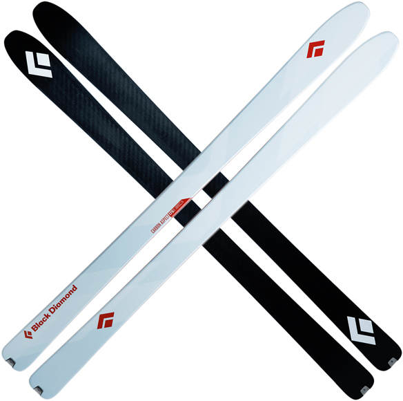 Black Diamond Carbon Aspect skis | GregoryWest
