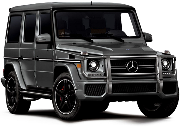 Mercedes-Benz G-Class | GregoryWest