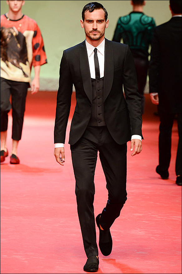 Dolce & Gabbana Spring / Summer 2015 | GregoryWest