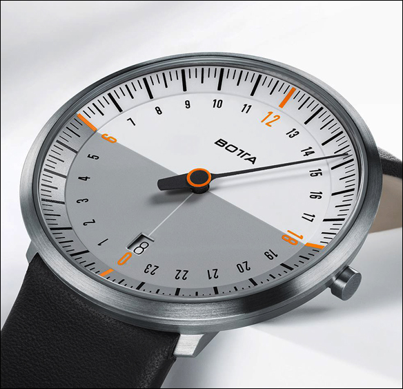 Botta Design UNO 24 NEO watch | GregoryWest