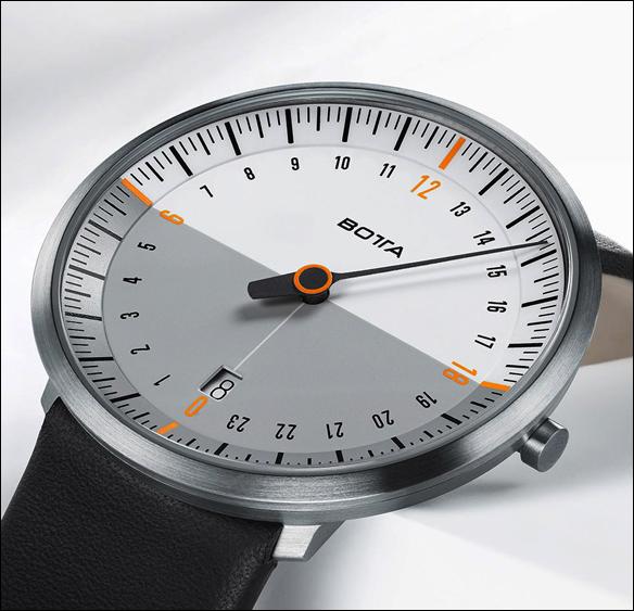 Botta Design UNO 24 NEO watch   GregoryWest