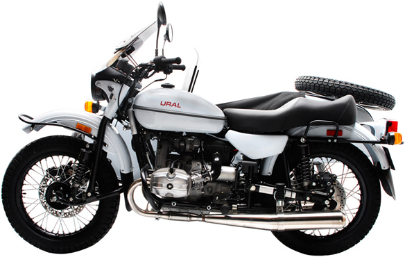 Ural MIR motorcycle | GregoryWest