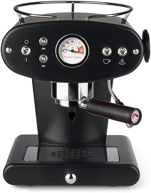 illy X1 espresso machine | GregoryWest