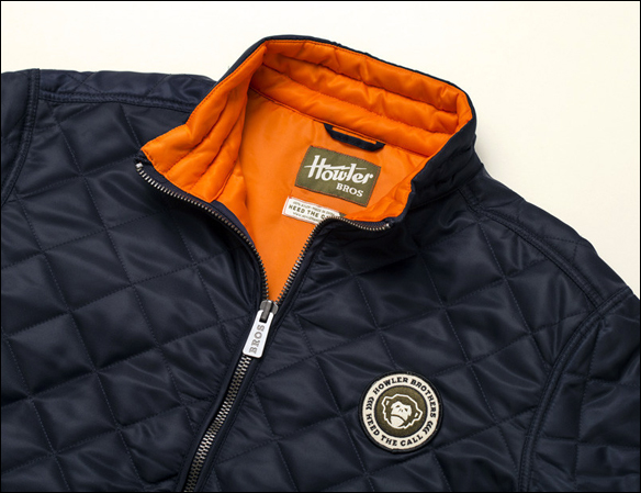 Howler Brothers Quepos quilted jacket | GregoryWest