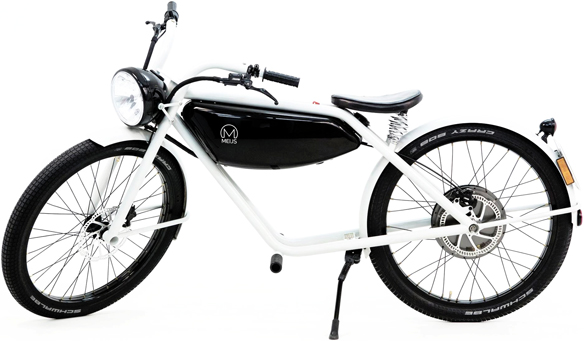 MEIJS Motorman electric moped | GregoryWest