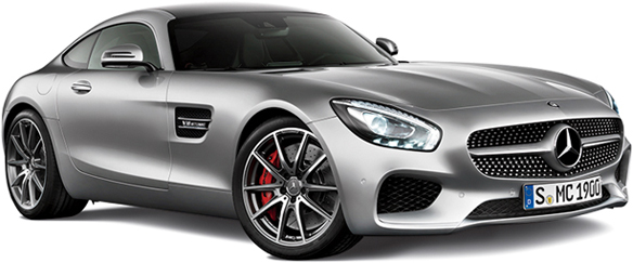 Mercedes-AMG GT S | GregoryWest