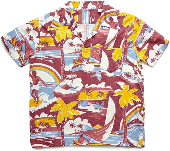 Levi's Vintage Bay Meadows Hawaiian shirt | GregoryWest