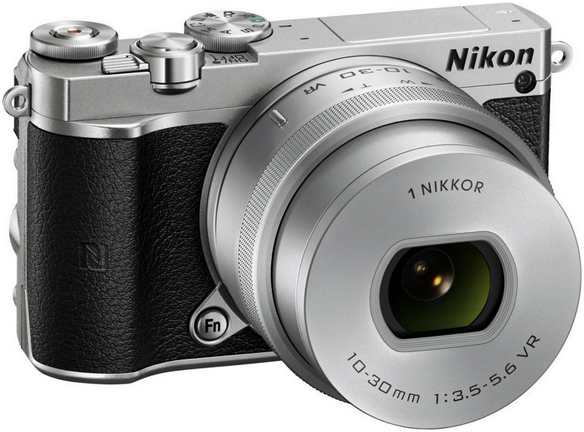 Nikon 1 J5 camera | GregoryWest