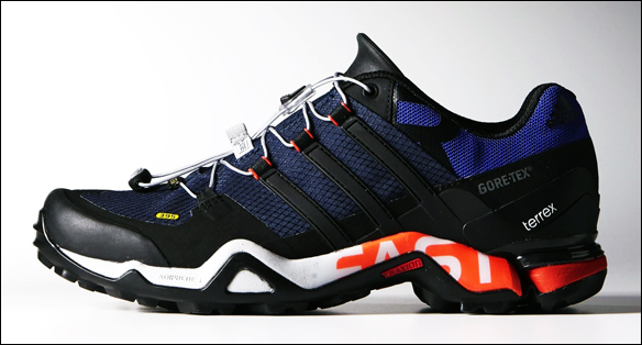 adidas Terrex trail running shoes | GregoryWest
