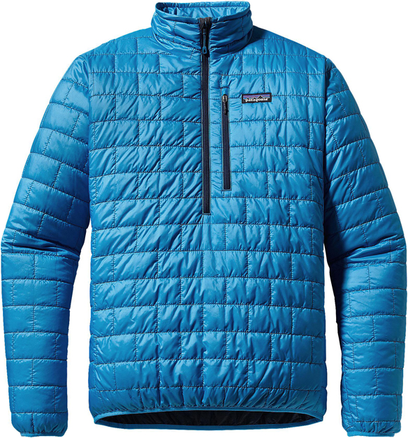 Gregory West | Patagonia Nano Puff Pullover Jacket
